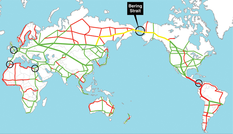 World Landbridge