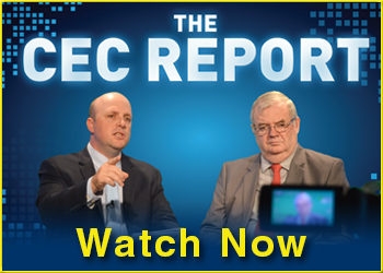 Watch the latest episode of The CEC Report