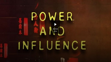 Power and Influence 4 Corners