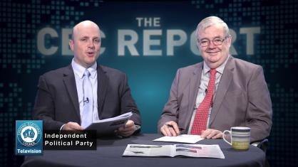 23 March 2019 - The CEC Report