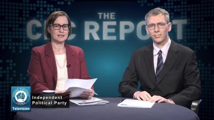 17 May 2019 - The CEC Report