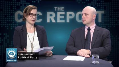 31 May 2019 - The CEC Report