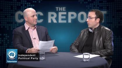 31 May 2019 CEC Report - Interview with Philip Soos