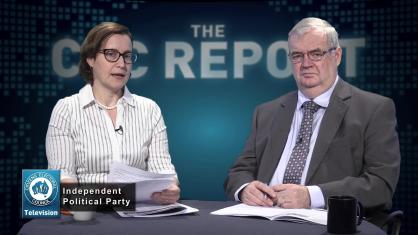 21 June 2019 - The CEC Report