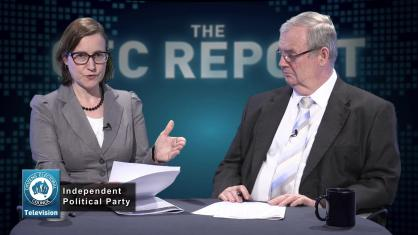 25 October - The CEC Report