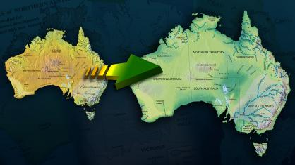 Water Projects Transform Australia