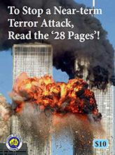 To Stop a Near-term Terror Attack, Read the '28 Pages'!